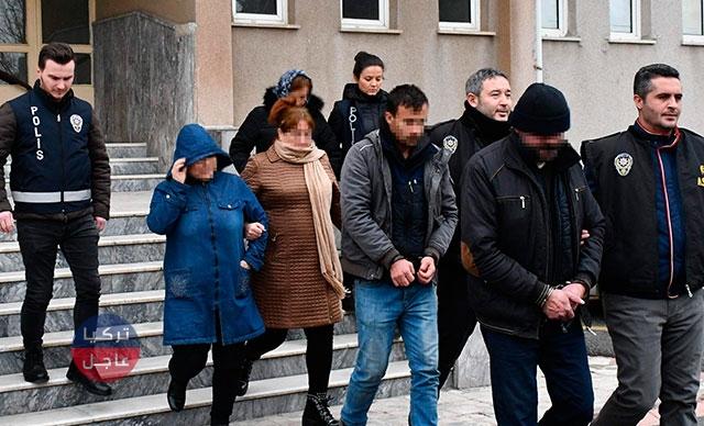 القبض على شبكة دعارة في تيكرداغ بتركيا وكلمة السر هل يوجد شوكولا