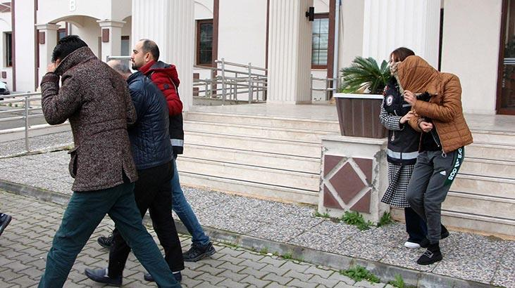 عملية ضد أشخاص يجلبون النساء إلى تركيا ويجبرونهن على ممارسة الدعارة