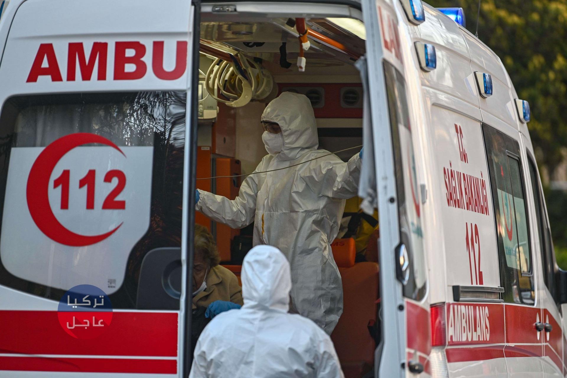 """بعد تناقص عدد الإصابات فيها.. هذه الأحياء في إسطنبول تعود إلى دائرة """"خطر كورونا"""""""