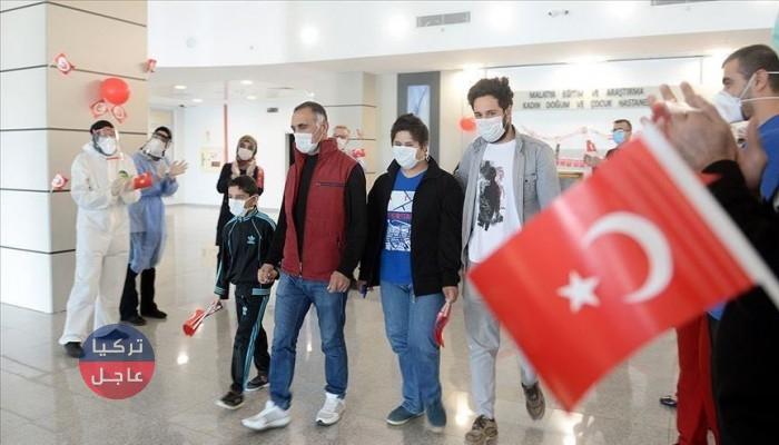 خريطة, انتشار, فايروس, كورونا, في, تركيا,