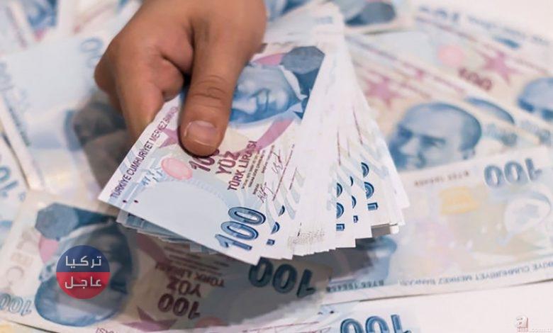 سعر صرف الليرة التركية مقابل الدولار وبقية العملات اليوم السبت تركيا عاجل